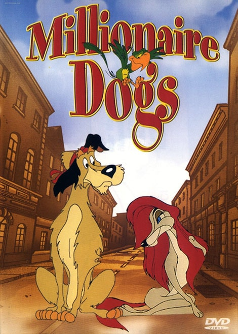 دانلود انیمیشن سگ های میلیونر Millionaire Dogs 1999 با دوبله فارسی