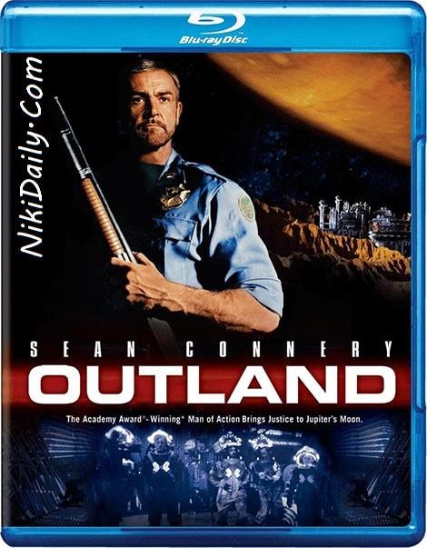 دانلود فیلم سرزمین بیگانه Outland 1981 با دوبله فارسی و زیرنویس فارسی