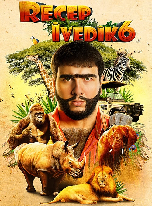 دانلود فیلم Recep Ivedik 6  رجب ایودیک ۶ 2019 با زیرنویس فارسی