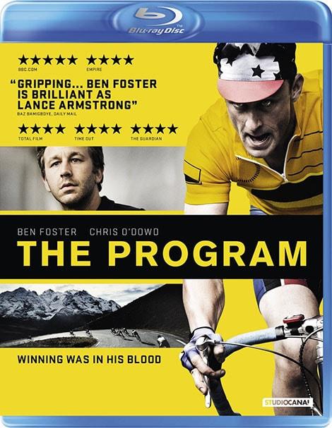 دانلود فیلم رسوایی آرمسترانگ The Program 2015 با دوبله فارسی