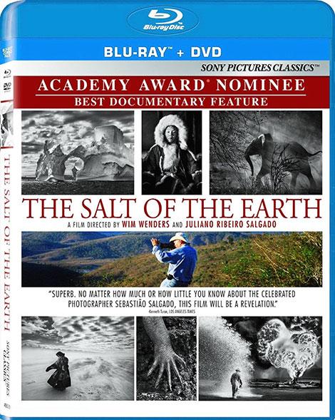 دانلود مستند نمک زمین The Salt of the Earth 2014 با دوبله فارسی و زیرنویس فارسی