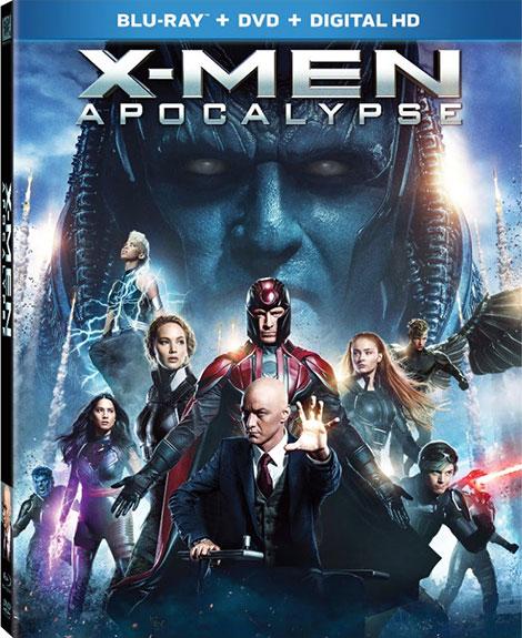 دانلود فیلم مردان ایکس : آخرالزمان X-Men: Apocalypse 2016 با دوبله فارسی و زیرنویس فارسی