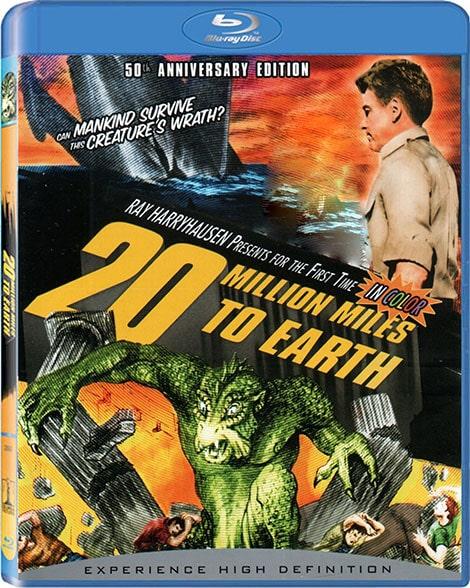 دانلود فیلم 20 میلیون مایل به زمین Twenty 20 Million Miles to Earth 1957 با دوبله فارسی