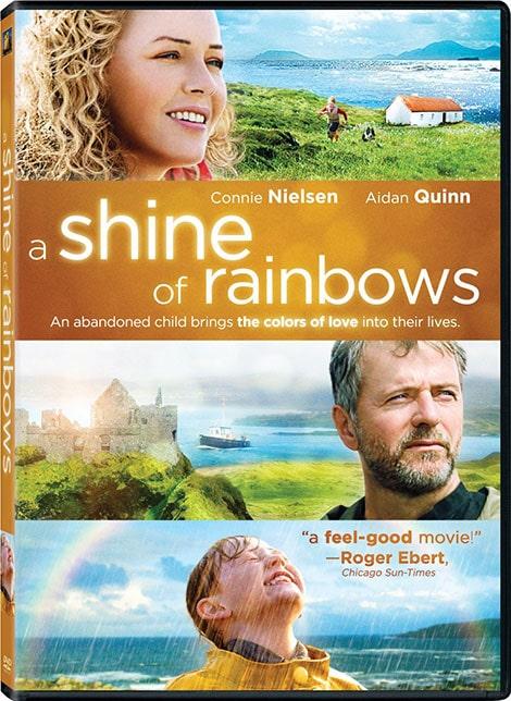 دانلود فیلم تابش رنگین کمان A Shine of Rainbows 2009 با دوبله فارسی و زیرنویس فارسی