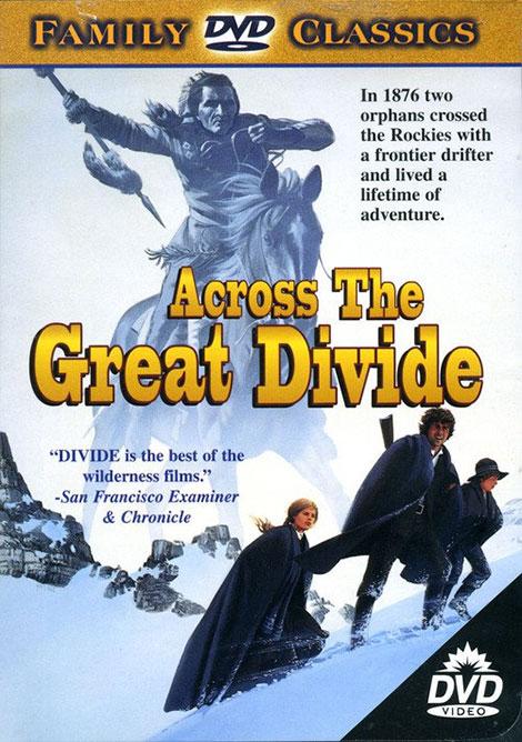 دانلود فیلم کوهستان وحشی Across the Great Divide 1976 با دوبله فارسی