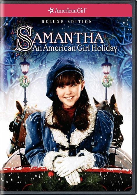 دانلود فیلم سامانتا: تعطیلات یک دختر آمریکایی Samantha: An American Girl Holiday 2004 با دوبله فارسی