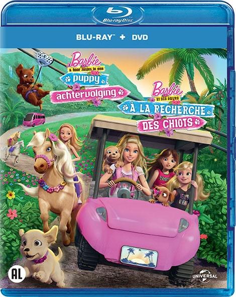 دانلود انیمیشن باربی و خواهرانش در تعقیب پاپی Barbie and Her Sisters in a Puppy Chase 2016 با دوبله فارسی