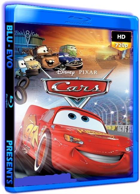 دانلود انیمیشن ماشین ها Cars 2006 با دوبله فارسی