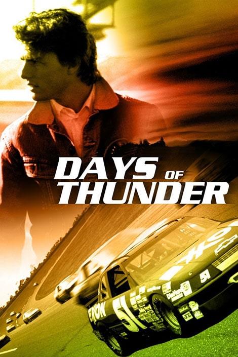 دانلود فیلم روزهای تندر Days of Thunder 1990 با دوبله فارسی و زیرنویس فارسی