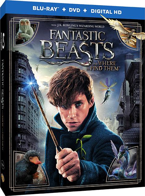 دانلود فیلم جانوران شگفت انگیز و زیستگاه آنها Fantastic Beasts and Where to Find Them 2016 با دوبله فارسی و زیرنویس فارسی