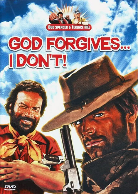 دانلود فیلم خدا میبخشه… من نه God Forgives… I Don't! 1967 با دوبله فارسی