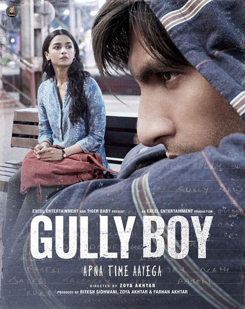 دانلود فیلم هندی پسر خیابان Gully Boy 2019 با زیرنویس فارسی