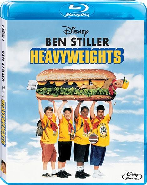 دانلود فیلم چاقالوها Heavy Weights 1995 با دوبله فارسی و زیرنویس فارسی