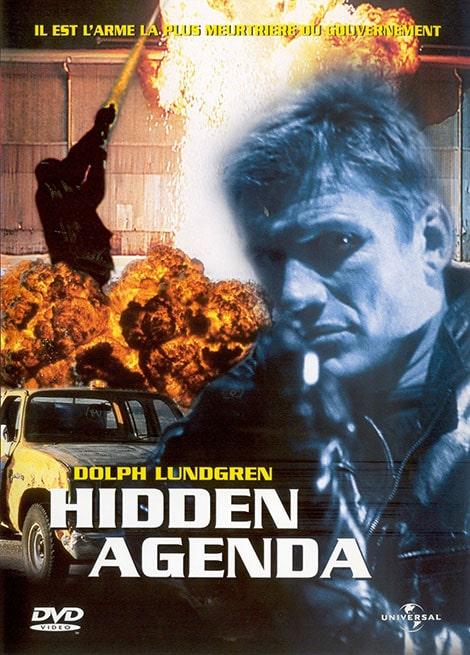 دانلود فیلم دستور کار پنهان Hidden Agenda 1990 با دوبله فارسی