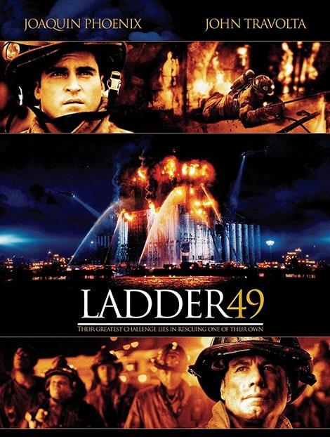 دانلود فیلم اکیپ 49 Ladder 49 2004 با دوبله فارسی و زیرنویس فارسی