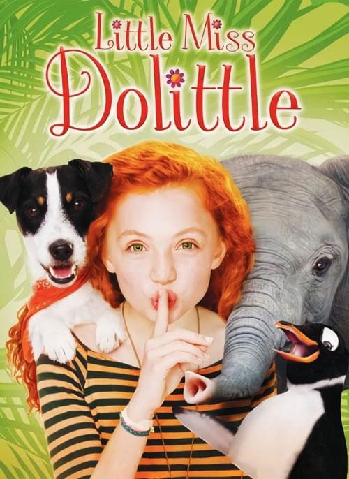 دانلود فیلم خانم دولیتل کوچولو Little Miss Dolittle 2018 با دوبله فارسی