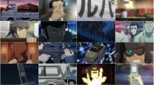 اسکرین شات انیمیشن آرسن لوپن: لوپن علیه لوپن ها