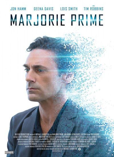 دانلود فیلم مارجوری پرایم Marjorie Prime 2017 با دوبله فارسی