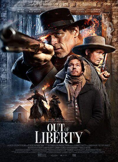 دانلود فیلم Out of Liberty خارج از لیبرتی 2019 با دوبله فارسی