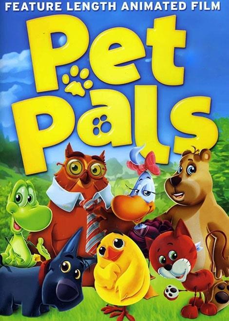 دانلود انیمیشن راز مارکوپولو Pet Pals 2012 با دوبله فارسی