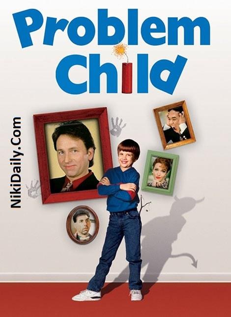 دانلود فیلم کودک دردسرساز Problem Child 1990 با دوبله فارسی