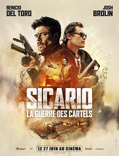دانلود فیلم سیکاریو 2 Sicario: Day of the Soldado 2018 با دوبله فارسی