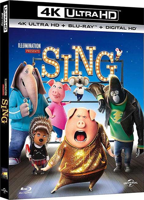 دانلود انیمیشن آوازه خوان Sing 2016 با زیرنویس فارسی