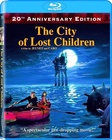 دانلود فیلم شهر بچه های گمشده The City of Lost Children 1995 با دوبله فارسی و زیرنویس فارسی