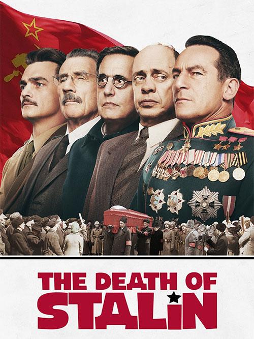 دانلود فیلم مرگ استالین The Death of Stalin 2017 با دوبله فارسی و زیرنویس فارسی
