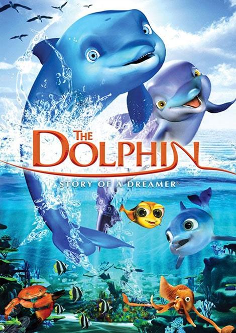 دانلود انیمیشن داستان یک خیالباف The Dolphin: Story of a Dreamer 2009 با دوبله فارسی