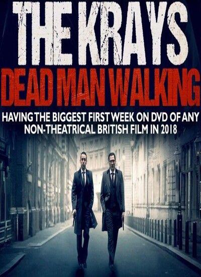دانلود فیلم برادران کری: مرد مرده راه میرود The Krays: Dead Man Walking 2018 با دوبله فارسی
