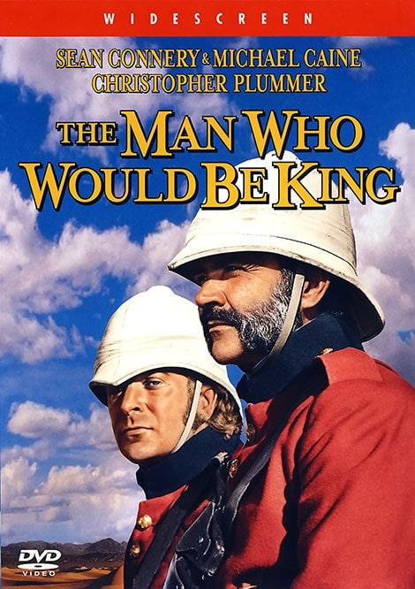 دانلود فیلم مردی که میخواست سلطان باشد The Man Who Would Be King 1975 با دوبله فارسی و زیرنویس فارسی