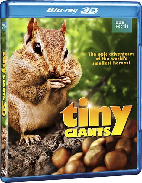دانلود مستند غول های کوچک Tiny Giants 2014 با دوبله فارسی و زیرنویس فارسی
