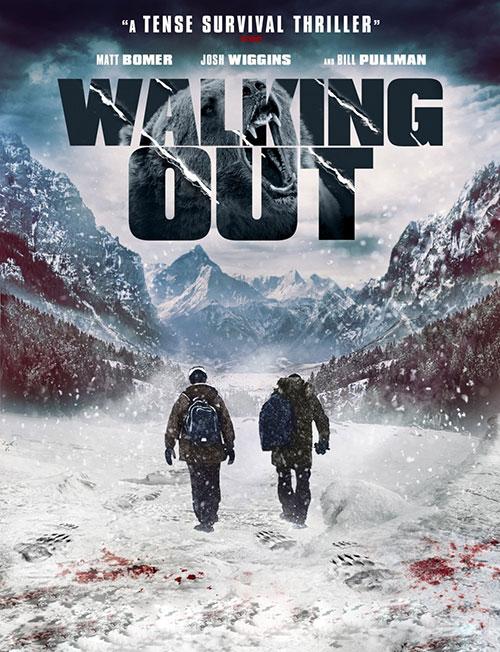 دانلود فیلم عزیمت Walking Out 2017 با دوبله فارسی و زیرنویس فارسی