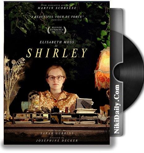 دانلود فیلم شرلی Shirley 2020 با دوبله فارسی و زیرنویس فارسی