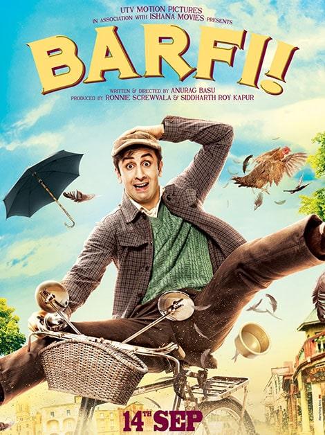 دانلود فیلم برفی Barfi! 2012 با دوبله فارسی و زیرنویس فارسی
