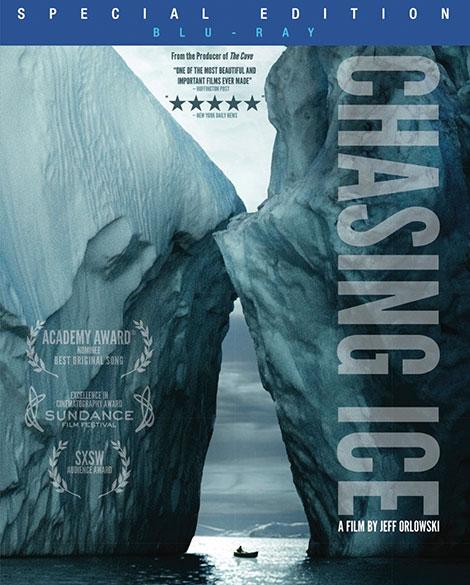 دانلود مستند تعقیب یخ National Geographic: Chasing Ice 2012 با زیرنویس فارسی