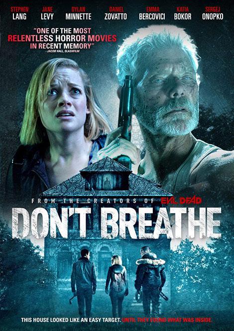 دانلود فیلم نفس نکش Don't Breathe 2016 با دوبله فارسی