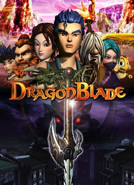 دانلود انیمیشن Dragon Blade شمشیر اژدها 2005 با دوبله فارسی