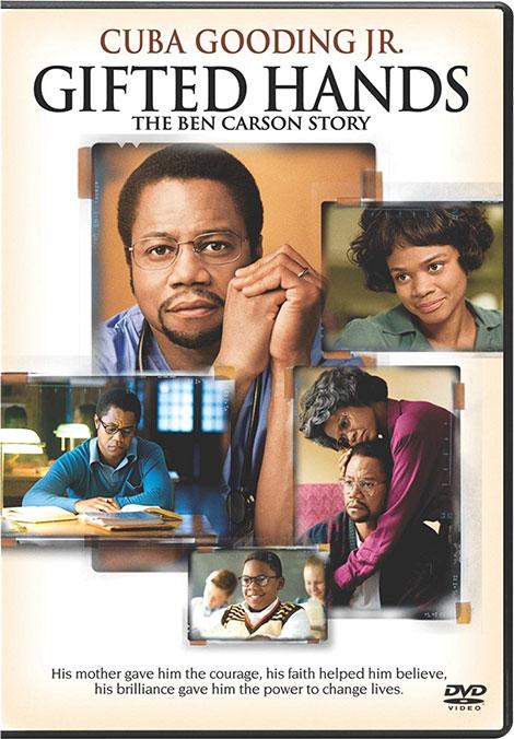دانلود فیلم دستان شفا بخش Gifted Hands: The Ben Carson Story 2009 با دوبله فارسی