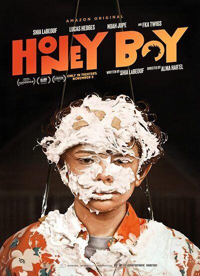 دانلود فیلم Honey Boy پسر عزیز 2019 با دوبله فارسی