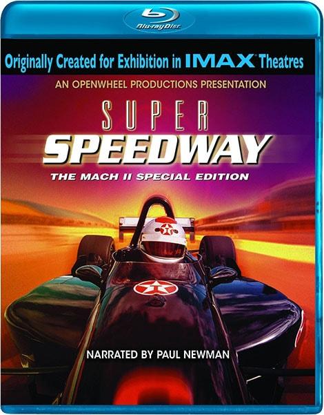 دانلود مستند جاده سریع السیر IMAX – Super Speedway 1997