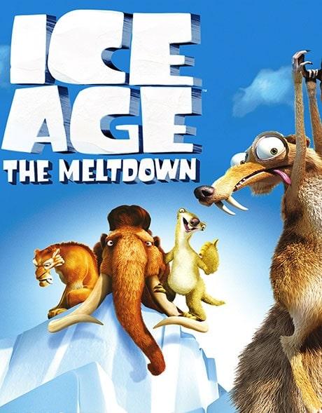 دانلود انیمیشن عصر یخبندان 2 Ice Age 2 2006 با دوبله فارسی و زیرنویس فارسی