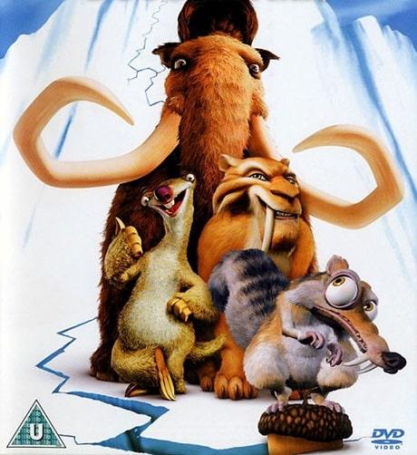 دانلود انیمیشن Ice Age 2002 با دوبله فارسی و زیرنویس فارسی