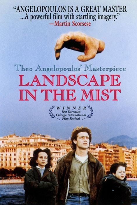 دانلود فیلم چشم اندازی در مه Landscape in the Mist 1988 با دوبله فارسی و زیرنویس فارسی
