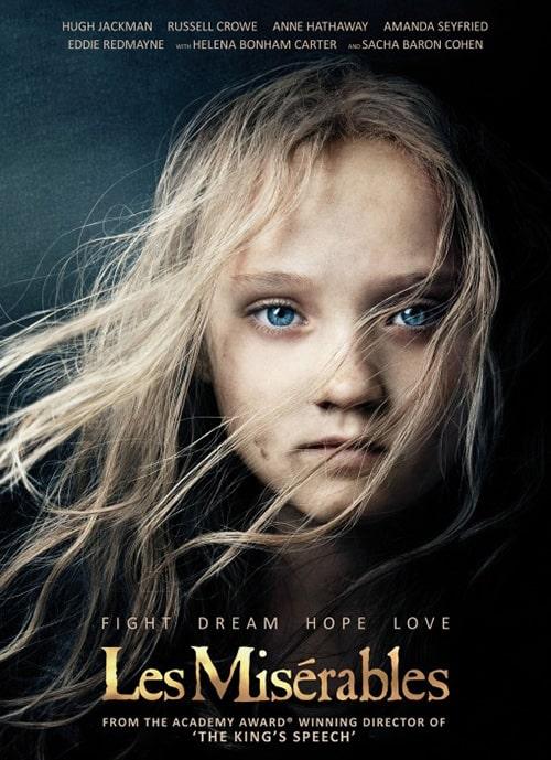 دانلود فیلم بینوایان Les Miserables 2012 با دوبله فارسی و زیرنویس فارسی