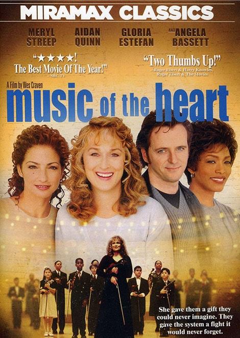 دانلود فیلم آوای قلب ها Music of the Heart 1999 با دوبله فارسی