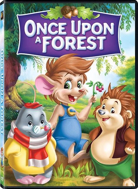 دانلود فیلم روزگاری در جنگل Once Upon a Forest 1993 با دوبله فارسی