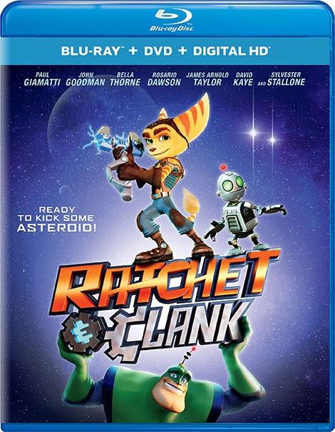 دانلود انیمیشن راچت و کلانک Ratchet and Clank 2016 با دوبله فارسی و زیرنویس فارسی