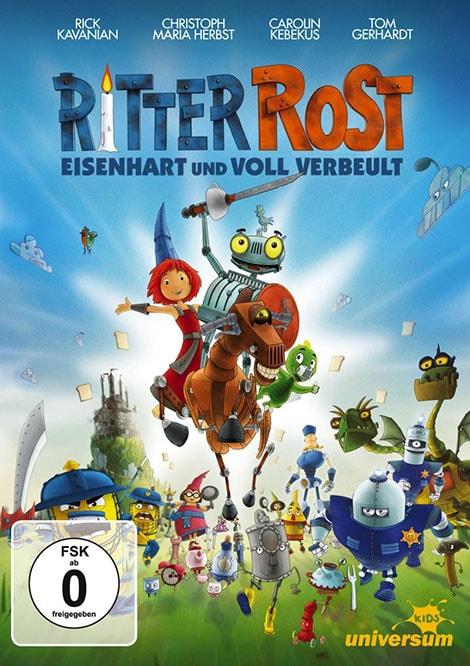 دانلود انیمیشن ریتر روست Ritter Rost – Eisenhart und voll verbeult 2013